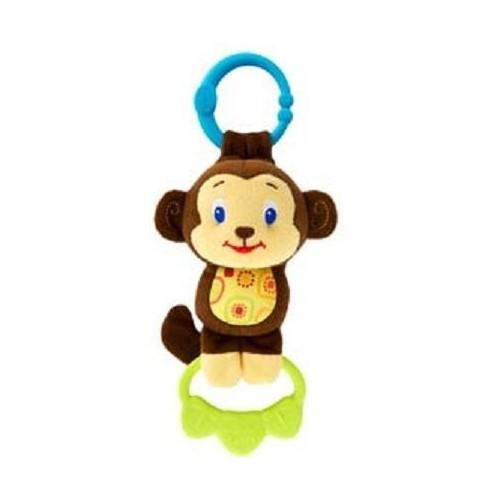 Hračka na C kroužku Tug Tunes s melodií Opice