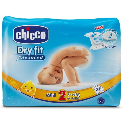 Plenky Chicco Mini 25 ks