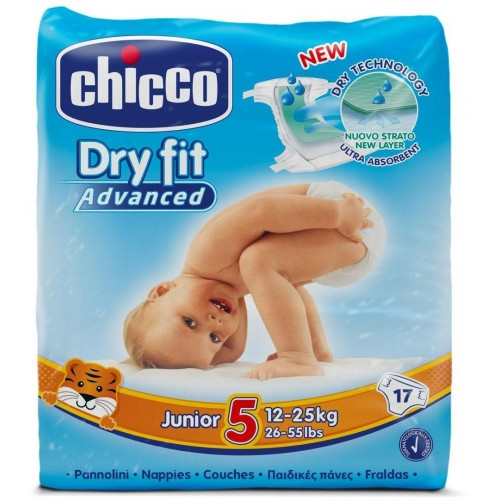Plenky Chicco Junior 17 ks