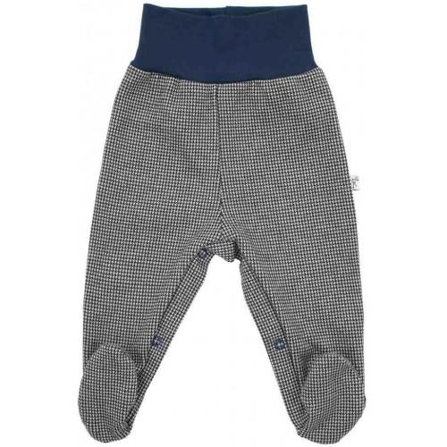 Zimní kojenecké polodupačky Baby Service Retro Šedá 68 (4-6m)