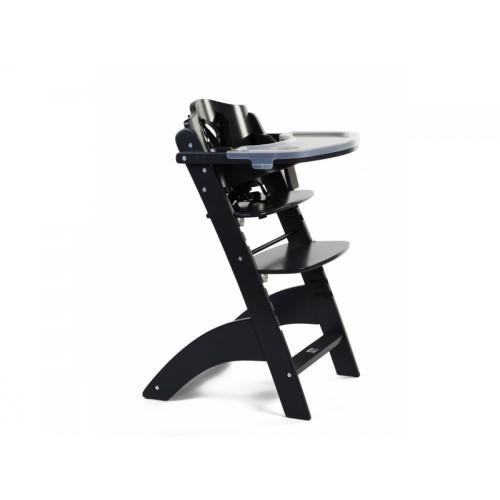 Rostoucí židlička Lambda 3 Black