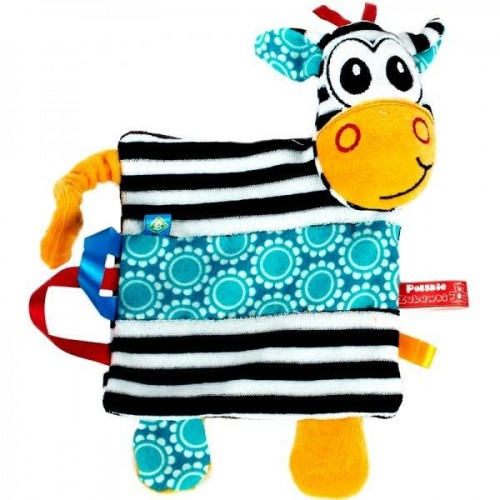 Edukační mazlík Zebra