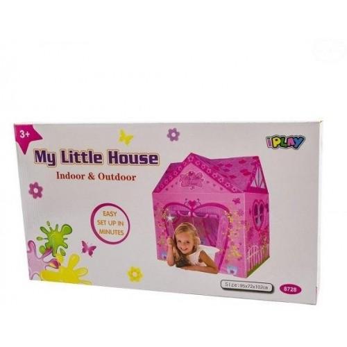 Dětský stan - domeček pro holčičky