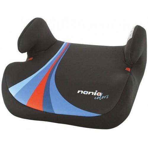 Autosedačka-podsedák Nania Topo Comfort Colors blue 2020