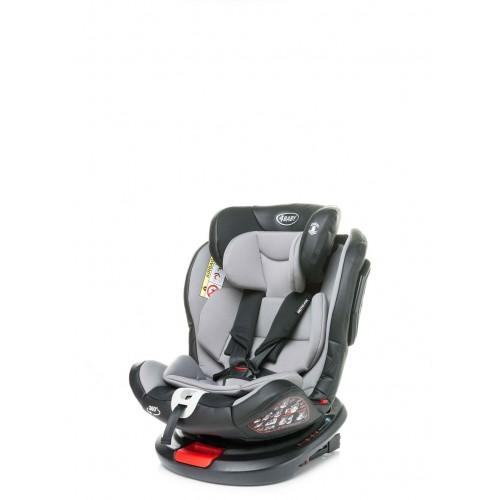 Autosedačka 4baby Roto-fix 0-36 kg Light Grey