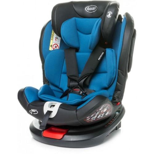 Autosedačka 4baby Roto-fix 0-36 kg Blue