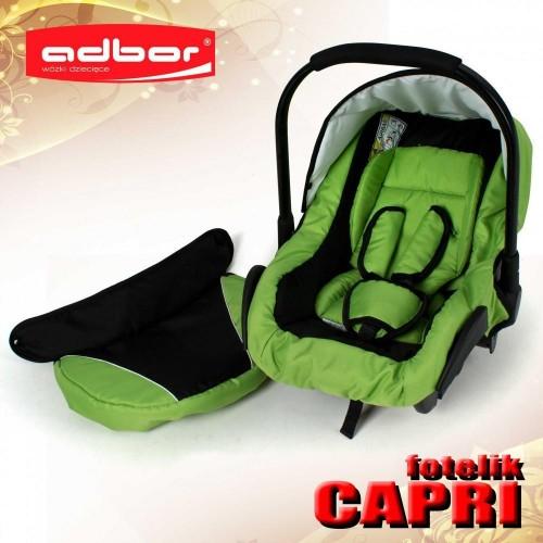 Autosedačka Adbor Capri 0-10 kg