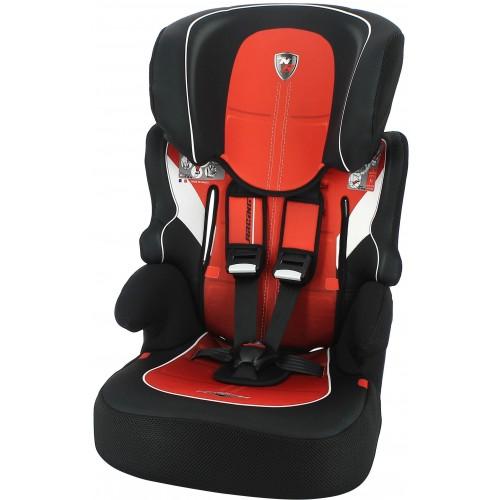 Autosedačka Beline Racing Red 9-36kg 2020