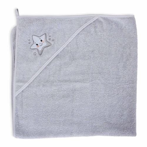 CEBA Osuška s kapucí Froté 100 x 100 Star Ceba