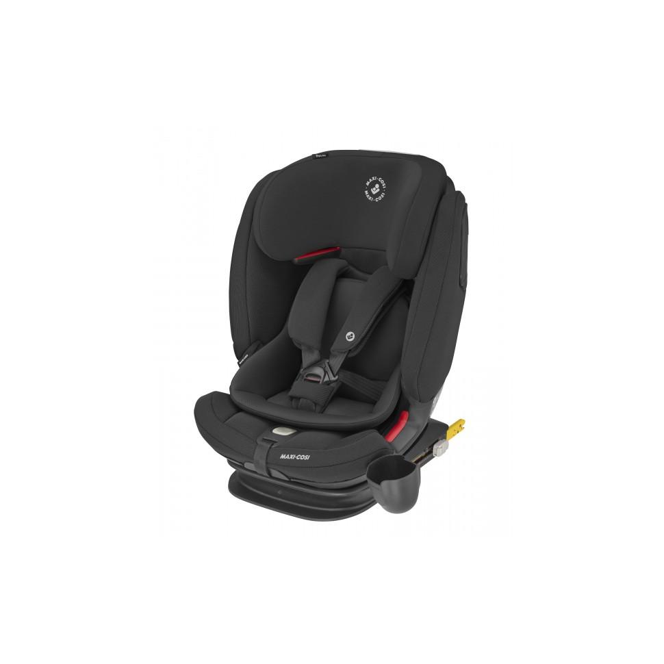 Titan Pro autosedačka Authentic Black ISOFIX 9-36 kg 2020