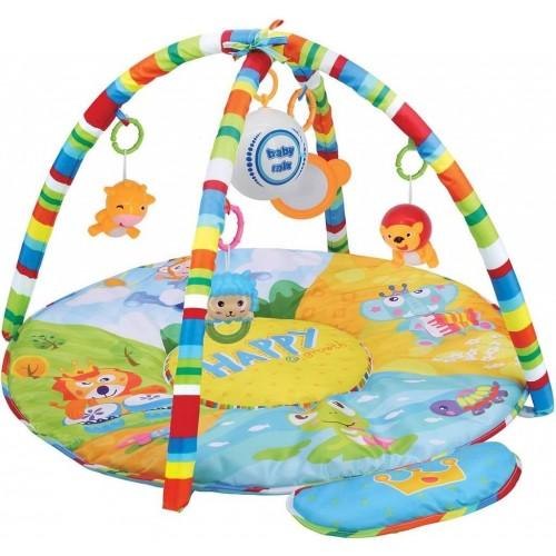 Hrací deka s hracím modulem Baby Mix safari