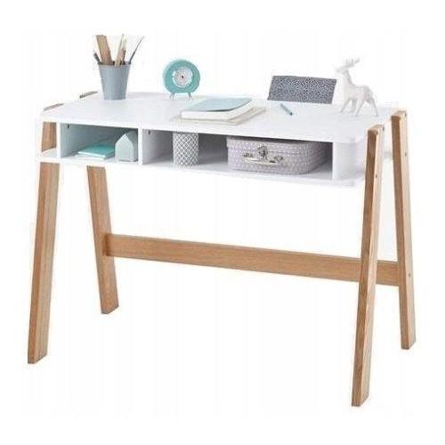 Kosmetický stolek ModernHome s přihrádkami