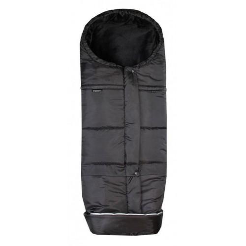 Emitex zimní fusak MONTI 125 cm, černý/černý