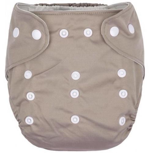 Kalhotky plenkové Diappy Brown Petite&Mars