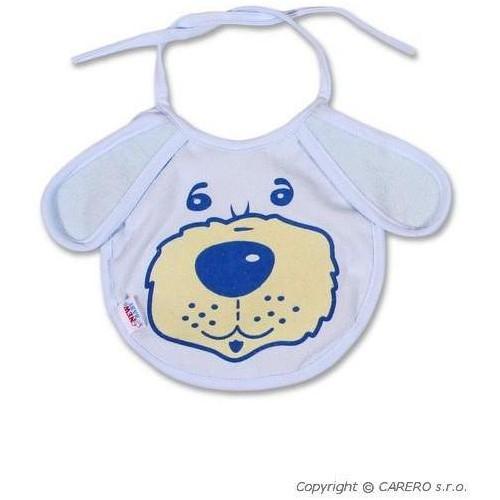 Dětský bryndák New Baby modrý Modrá