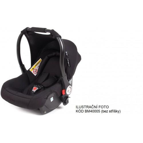 BabyMonsters LUNA autosedačka 0-13 kg (bez stříšky)