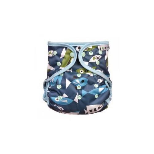 T-TOMI Svrchní kalhotky, fish