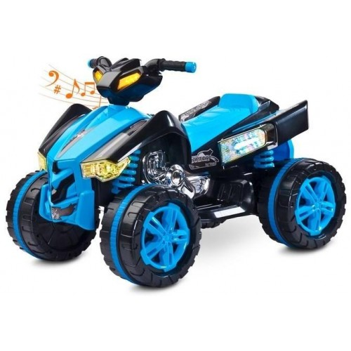 Elektrická čtyřkolka Toyz Raptor blue