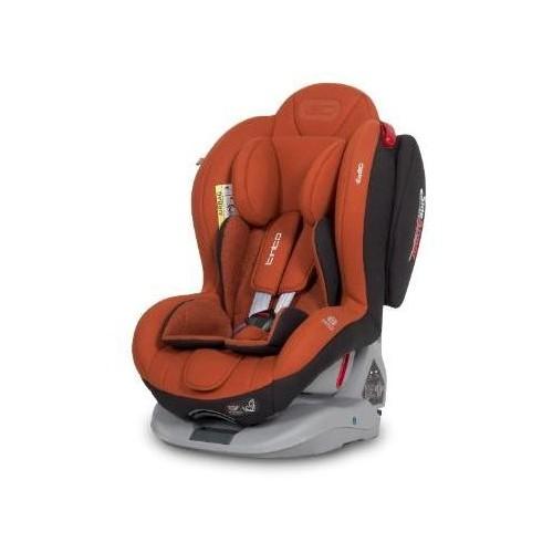 Autosedačka EasyGO Tinto Copper 2018, oranžová
