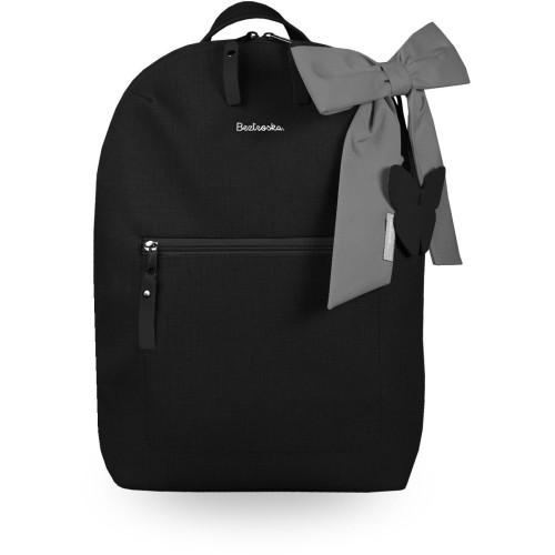 Beztroska Miko batůžek s mašlí deep black