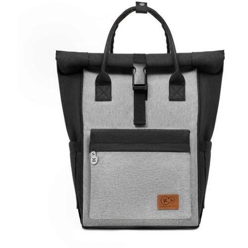 Kinderkraft Přebalovací taška/batoh Moonpack grey