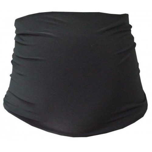 Těhotenský pás - černá