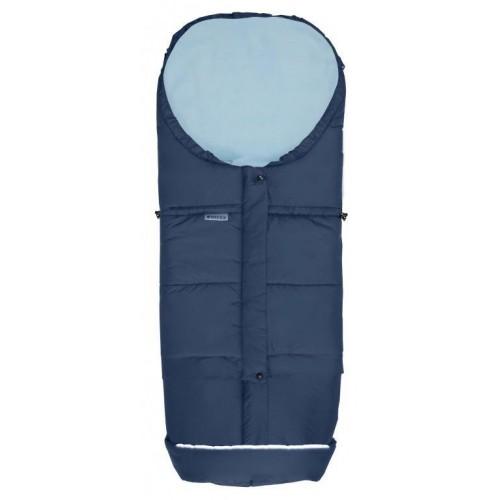 Emitex zimní fusak MONTI 3v1, tmavě modrý/světle modrý