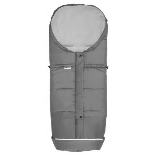 Emitex zimní fusak MONTI 3v1, tmavě šedý/světle šedý