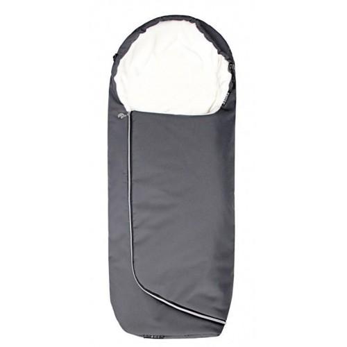 Emitex zimní fusak ALPINO šedý/krémový