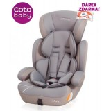 Autosedačka Coto Baby Jazz 9-36kg nr.06 Grey 2017