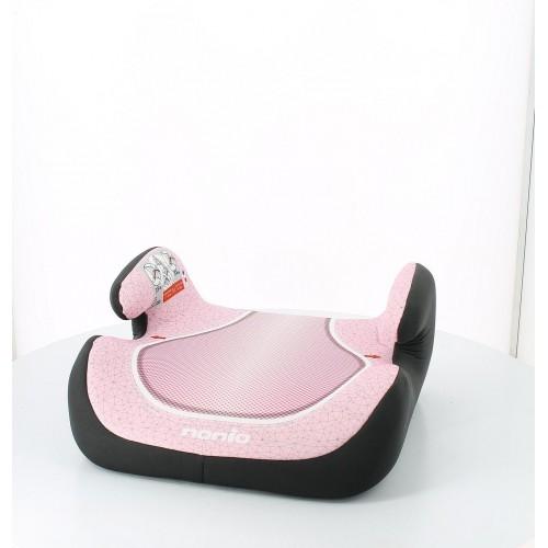 Autosedačka Topo Comfort Skyline Pink 2019, 15-36 kg