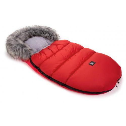 Zimní fusak Cottonmoose Moose Red