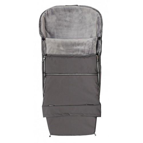 Emitex zimní fusak COMBI PREMIUM, šedý
