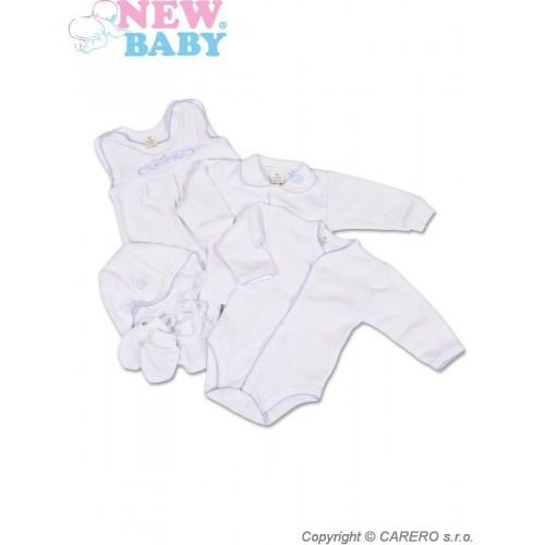 Soupravička New Baby Classic Bílá 56 (0-3m)