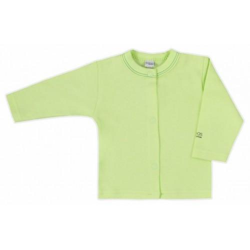 Kojenecký kabátek Bobas Fashion Mini Baby zelený Zelená 80 (9-12m)